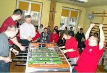 Turniej piłkarzyków stołowych