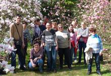 Ogrod botaniczny w Powsinie