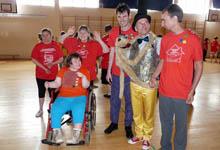XIII Spartakiada Osób Niepełnosprawnych