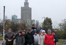 Wycieczka - najwyższe punkty widokowe Warszawy