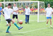 Finał Turnieju Piłki Nożnej dla osób z Niepełnosprawnością Intelektualną
