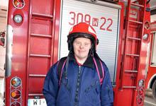 Wizyta w Jednostce Państwowej Straży Pożarnej