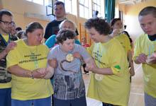 XVI Spartakiada Osób Niepełnosprawnych w OWIRON na Bemowie