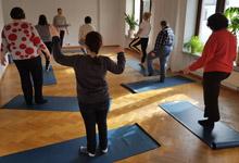 Światowego Dzień Zespołu Downa - wyjazd na zajęcia jogi