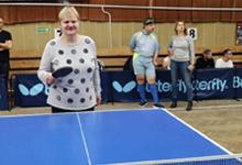 V Żoliborski Turniej Tenisa Stołowego
